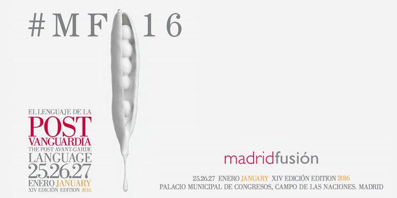 Madrid Fusión 2016, El lenguaje de la post vanguardia